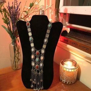 Gypsy Statement Necklace
